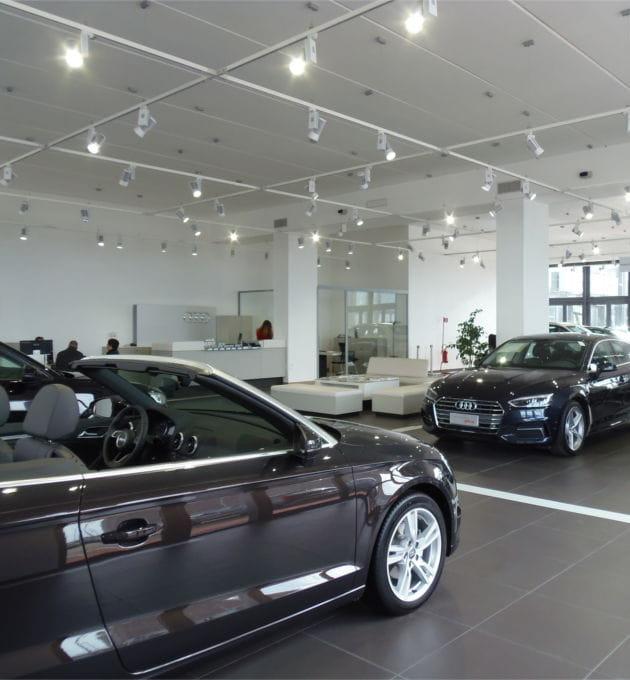 Salone Audi Prima Scelta :plus Viterbo